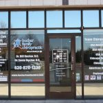 Bellaire Window Graphics Copy of Chiropractic Office Window Decals 150x150
